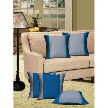 Set of 5 Dekor World Design Cushion Cover-DWCC-12-71