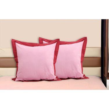 Set of 2 Dekor World Cotton Big Cushion Cover-DWCC-24-082