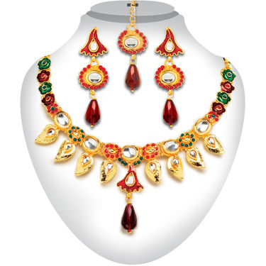 Dazzling Apsara Jewellery Collection