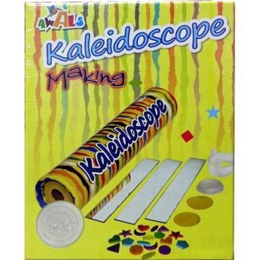Awals New Kaleidoscope Making Kit- DIY Activity Kit for Kids