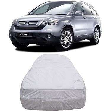 Digitru Car Body Cover for Honda CRV - Silver