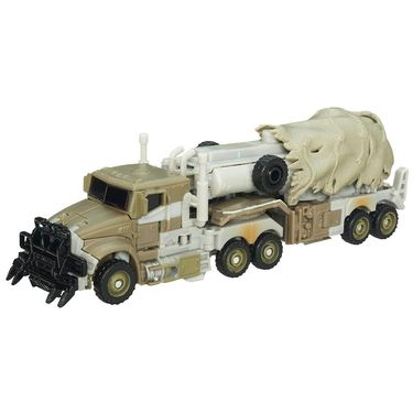 Converts Vehicle Mode To Robot Toy - Multicolor
