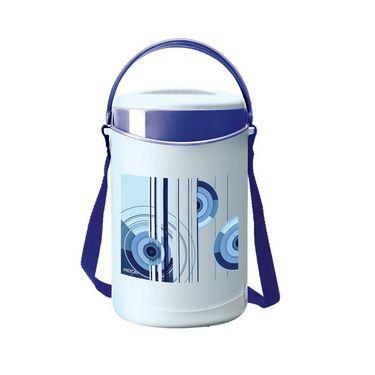 Milton Econa 4 Tiffin Box-Blue FG-THF-FTT-0041