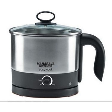 Maharaja White Easy Cook Kettle_EK-104