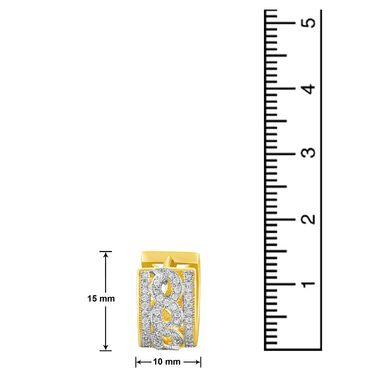 Mahi Gold Plated Artificial Earrings_Er1109348g