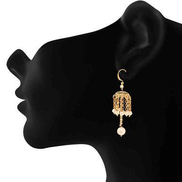 Branded Gold Plated Artificial Earrings_Er2106115g