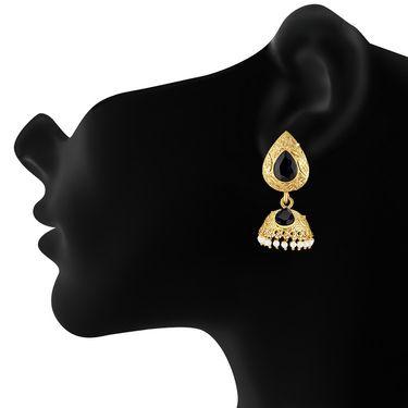 Branded Gold Plated Artificial Earrings_Er30056g
