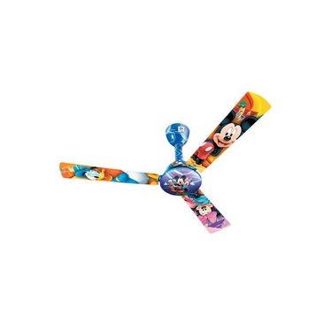 Bajaj Mickey and Donald Disney Ceiling Fan - Multicolor