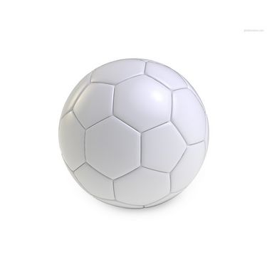 Facto Power Pure White Football - Size 5