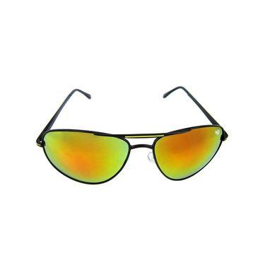 Flying Machine Aviator Sunglasses_fms104004 - Yellow
