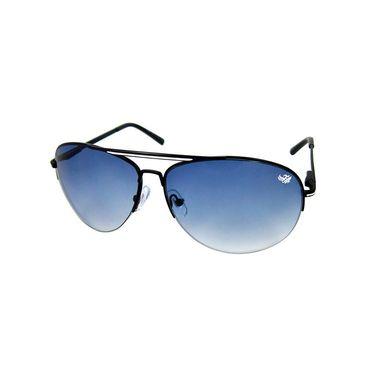 Flying Machine Aviator Sunglasses_fms106204 - Blue
