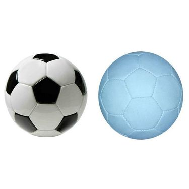 White (1771) Gorgeous Football Size 5 with Black White (1771) Gorgeous PVC Football Size 5