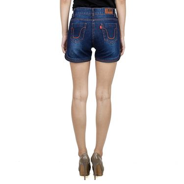 Pack Of 5 Uber Urban Denim Shorts-UB-010