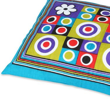 Storyathome 100% Cotton Single Bedsheet with 1 Pillow Cover-FY1130