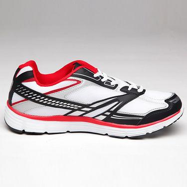 buy fila glider sports shoes white black at