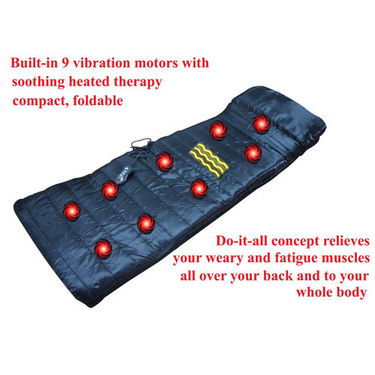 Full Body Massage Mat With 9 Massaging Points