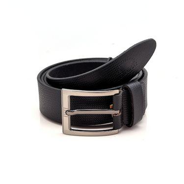 Porcupine Pure Leather Belt - Black_GRJBELT2-5