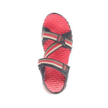 Branded Floater and Sandal for Men Gs-031-Red