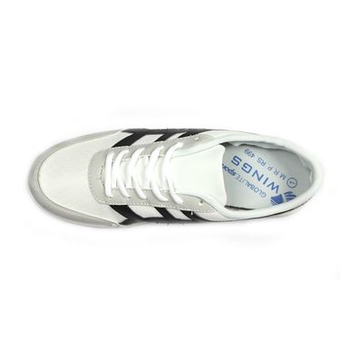 Globalite Mesh Casual Shoes GSC0348 -White Black