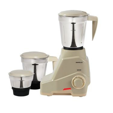 Havells Genie Mixer Grinder-Grey