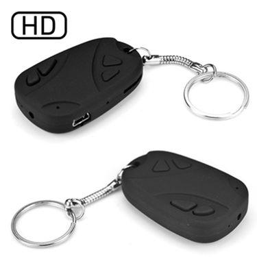 Being Trendy HD Spy Key Chain Camera