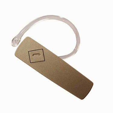 Hitech HI-PLUS Bluetooth Headset - Golden