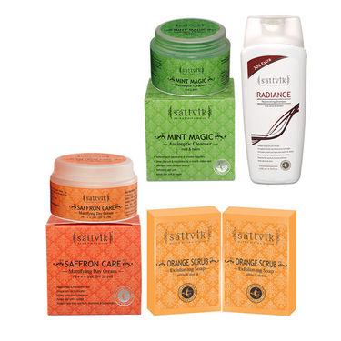 Healthy & Polished Skin Combo