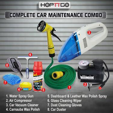 Hop n Go Car & Home Maintenance Combo