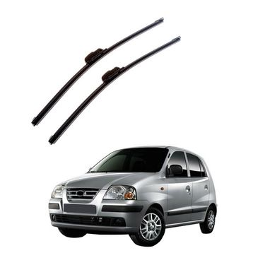 Autofurnish Frameless Wiper Blades for Hyundai Santro (D)20