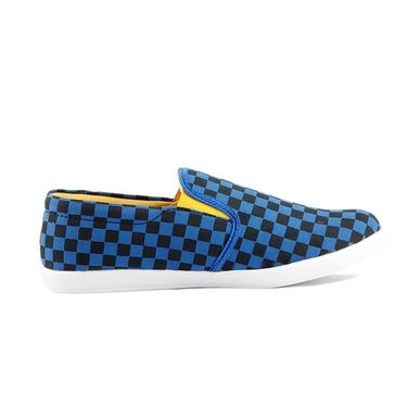 Canvas Blue Casual Shoes -bn31