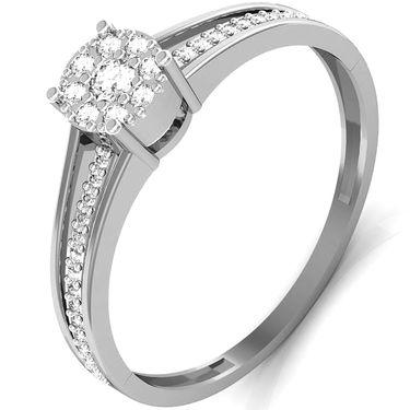 Avsar Real Gold & Swarovski Stone Kashmir Ring_I043wb