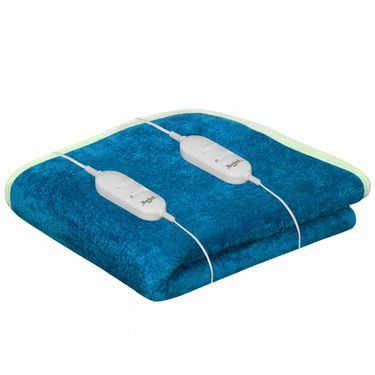 Warmland Electric Double Bed Blanket-Turquoise-IWS-EB-20