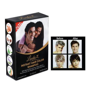 Instant Hair Colour Shampoo