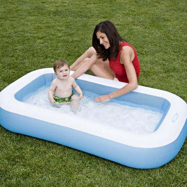 Inflatable 5 Feet Rectangular Swimming Pool