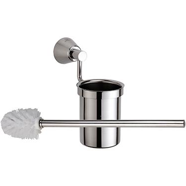 Jwell Silk Toilet Brush Holder