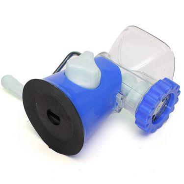 Kawachi Home Make Mincer-K174-Blue