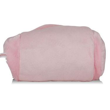 Kids Pink Stuff Bag - Hosiery Chenille 1012