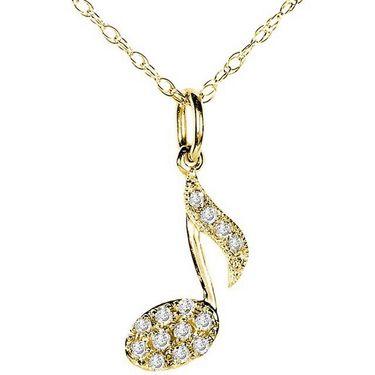 Kiara Swarovski Signity Sterling Silver Vishakha Pendant_Kip0461