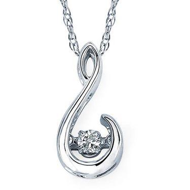 Kiara Swarovski Signity Sterling Silver Aprna Pendant_Kip0579