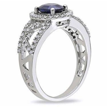 Kiara Swarovski Signity Sterling Silver Manasi Ring_Kir0740 - Silver