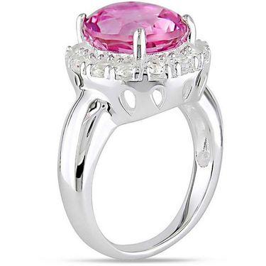 Kiara Swarovski Signity Sterling Silver Supriya Ring_Kir0756 - Silver