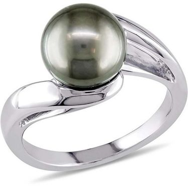 Kiara Swarovski Signity Sterling Silver Kimaya Ring_Kir0772 - Silver