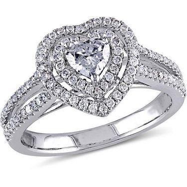 Kiara Swarovski Signity Sterling Silver Varsha Ring_Kir0778 - Silver