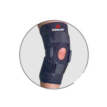 Kamachi Knee Support With Metal Brace And Straps