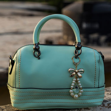 Arisha Green Handbag -LB 377