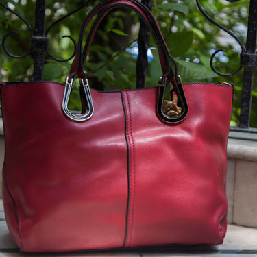 Arisha Maroon Handbag -LB 413