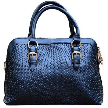 Sai Arisha PU Black Handbag -LB616