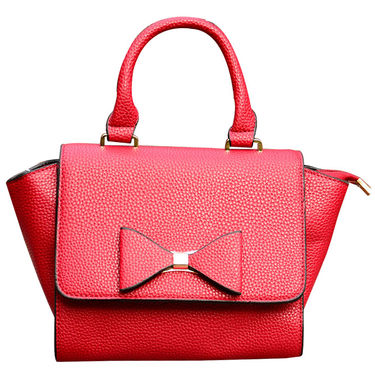 Sai Arisha PU Red Handbag -LB673