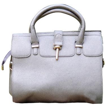 Sai Arisha PU Grey Kelly handbags-LB695