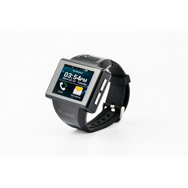 XElectron AN1 Smart Android Watch Phone - Black